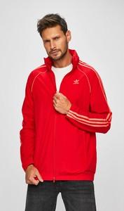 Czerwona kurtka Adidas Originals