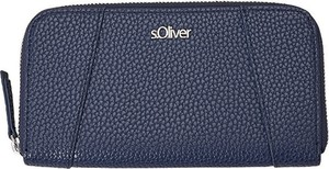 Niebieski portfel S.Oliver