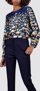 Bluzka Anany z długim rękawem z okrągłym dekoltem