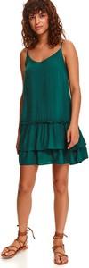 Sukienka Top Secret na ramiączkach mini