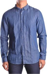 Niebieska koszula Michael Kors