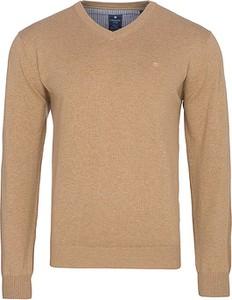 Brązowy sweter Redmond