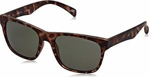 amazon.de Skechers SE6022 męskie okulary przeciwsłoneczne, brązowe (Dark Havana/Green), 55