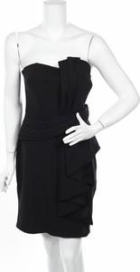 Czarna sukienka Sistaglam w stylu casual