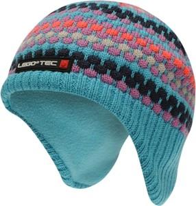 Błękitna czapka Factcool