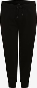 Czarne spodnie sportowe POLO RALPH LAUREN z dresówki