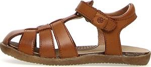 Buty dziecięce letnie Naturino na rzepy ze skóry