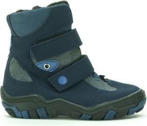 Buty dziecięce zimowe Kornecki na rzepy