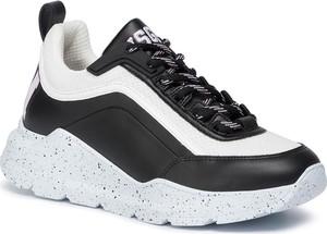 Sneakersy MSGM na platformie