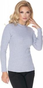 Bluzka Peekaboo z długim rękawem