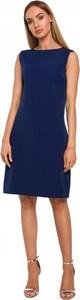 Sukienka MOE mini bez rękawów