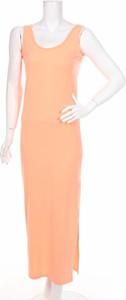 Sukienka Zornitsa z okrągłym dekoltem bez rękawów maxi
