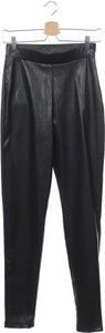 Czarne spodnie NLY TREND
