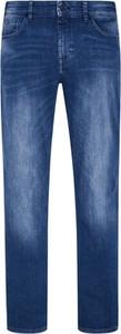 Jeansy Boss w stylu casual z jeansu