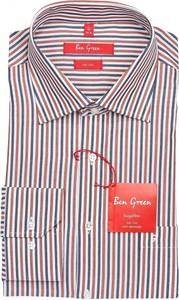 Koszula Ben Green z klasycznym kołnierzykiem z długim rękawem