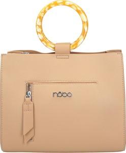 Brązowa torebka NOBO do ręki
