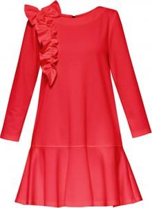 Czerwona sukienka Yuliya Babich mini