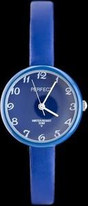 ZEGAREK DZIECIĘCY PERFECT E233 (zp796f) - Niebieski