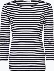 T-shirt Hugo Boss z długim rękawem z bawełny