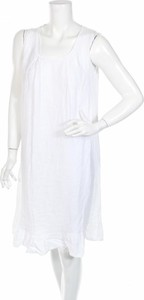 Sukienka Le Jardin Du Lin bez rękawów