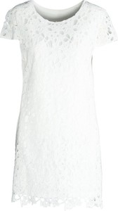 Sukienka born2be w stylu klasycznym mini z krótkim rękawem