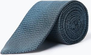 Krawat Hugo z jedwabiu