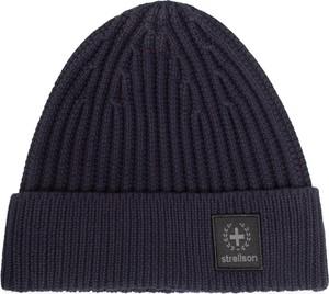 Granatowa czapka Strellson