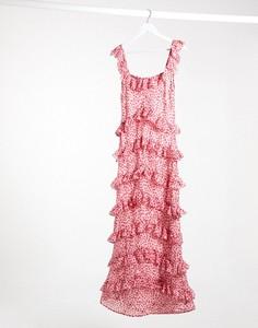 Różowa sukienka Pretty Lavish
