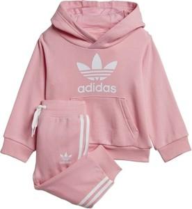Dres dziecięcy Adidas Originals z bawełny