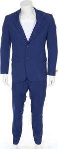 Niebieski garnitur Oppo Suits