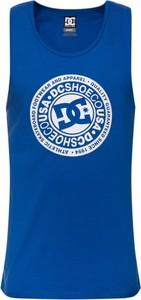 Niebieska koszulka DC Shoes