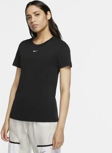 T-shirt Nike z okrągłym dekoltem z krótkim rękawem