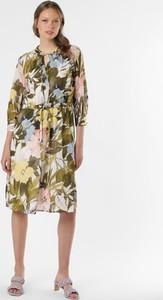 Sukienka Esprit midi z okrągłym dekoltem