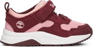 Buty sportowe dziecięce Timberland na rzepy