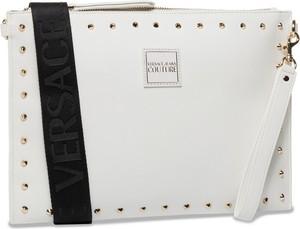 Torebka Versace Jeans mała na ramię zdobiona