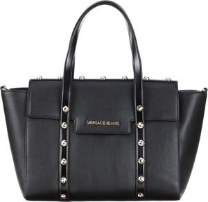 Brązowa torebka Versace Jeans