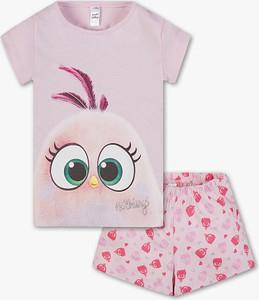 Piżama C&A z bawełny dla dziewczynek