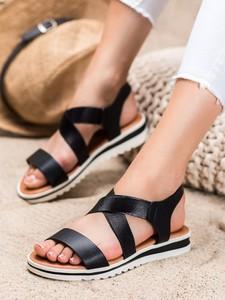 Sandały Czasnabuty w stylu casual