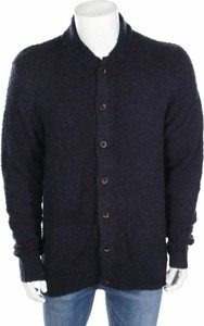 Granatowy sweter Originals By Jack & Jones