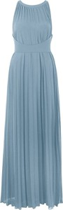 Niebieska sukienka Apart bez rękawów