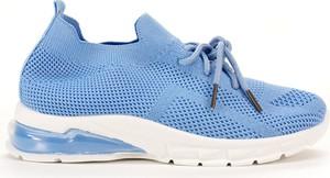 Niebieskie buty sportowe dziecięce MMM