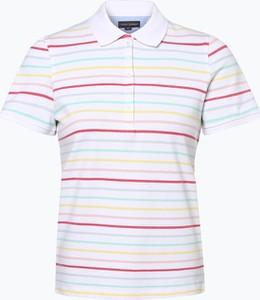 T-shirt Franco Callegari w stylu casual z krótkim rękawem