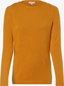 Pomarańczowy sweter Marie Lund w stylu casual