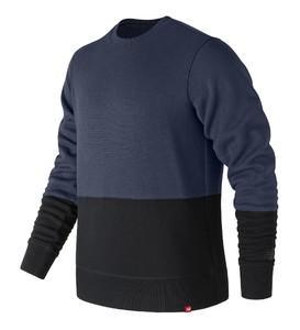 Bluza New Balance z bawełny w stylu casual