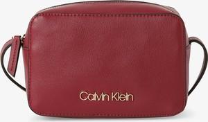 Torebka Calvin Klein na ramię matowa