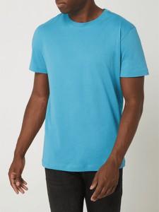 T-shirt Selected Homme z bawełny z krótkim rękawem