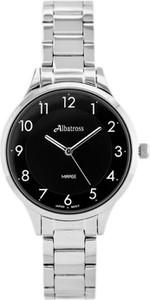 ALBATROSS Mirage ABBC02 (za538d) silver/black II - Srebrny