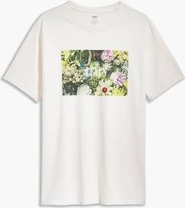 T-shirt Levis z nadrukiem
