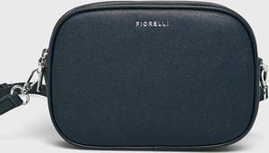 Niebieska torebka Fiorelli