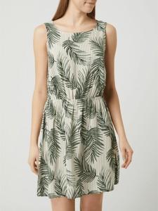 Sukienka S.Oliver w stylu casual mini z okrągłym dekoltem